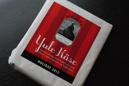 Celebrate Cheesemas with Beecher's Yule Käse | thedancingcheese | Scoop.it