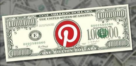 Pinterest fa vendere il 25% in più dell'anno scorso | Viralab.it | Scoop.it