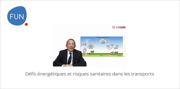 MOOC Défis énergétiques et risques sanitaires dans les transports... A partir du 25 mai | MOOC Francophone | Scoop.it