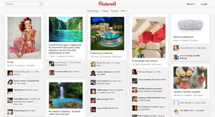 Pinterest gagne sa vie en modifiant vos pins. | SocialWebBusiness | Scoop.it