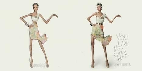 Cómete el Mundo TCA - Influencia de la moda en TCA | Cosas que interesan...a cualquier edad. | Scoop.it