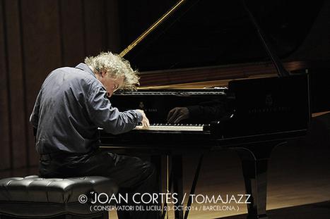 Joachim Kühn (Conservatori del Liceu, Barcelona 23-10-2014) | JAZZ I FOTOGRAFIA | Scoop.it