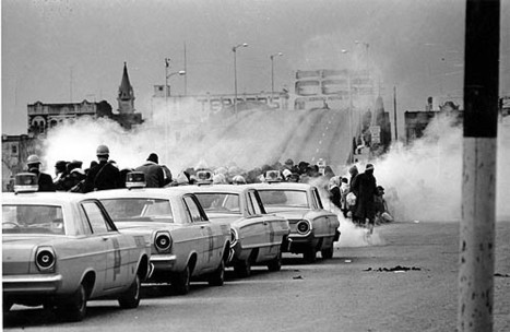 Bloody Sunday, Revisited | Project on Civil Right and Historical Land Marks | Scoop.it