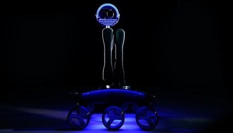 Projet NX Rover : le robot voyeur de Samsung | veille technologique sur la robotique 3C | Scoop.it