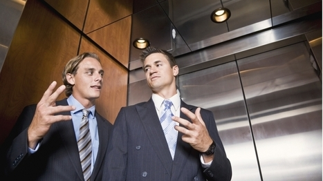 How to Perfect Elevator Networking - Entrepreneur | Cultivate. The Power of Winning Relationships | Scoop.it