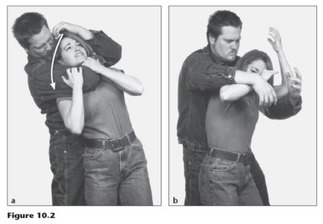 Techniques to escape the sleeper hold | Krav Maga | Scoop.it