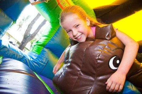 Jumping Castles in Kirwan, Townsville and Surrounds   Jumping Castle Hire Townsville   Scoop.it