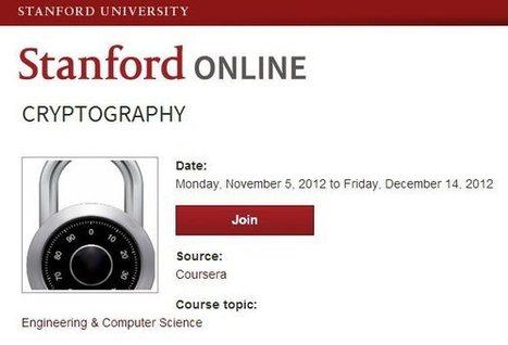Curso online gratuito de Criptografía en la Universidad de Stanford | Ciberseguridad + Inteligencia | Scoop.it