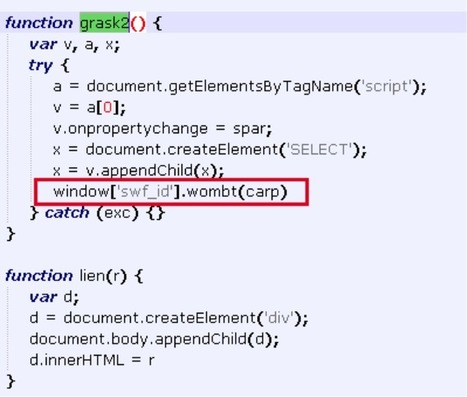 Exploit Kit Roundup: Best of Obfuscation Techniques   informatica   Scoop.it