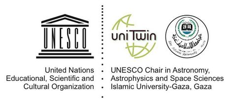 UNESCO Chair in Astronomy, Astrophysics and Space Sciences (964) | | UNESCO | The Palestinian Space Agency - وكالة الفضاء الفلسطينية | Scoop.it
