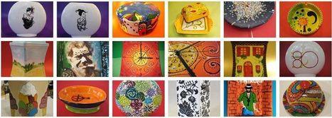malování keramiky | Kavárna maluj | HANDMADE PRESENTS | Scoop.it