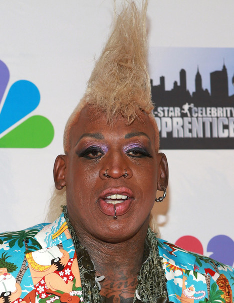 Rodman Seeks Nobel Peace Prize Nomination | L'Idiot Du Jour | Scoop.it