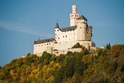 Braubach et la Marksburg sur le Rhin romantique | Allemagne tourisme et culture | Scoop.it