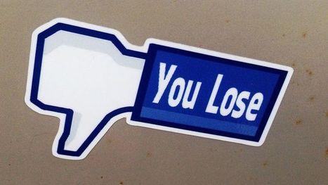 Vos amis Facebook vous priveront-ils de crédit immobilier ?   Design, Innovation et Marketing   Scoop.it