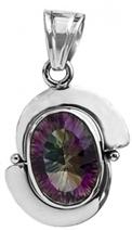 Mystic Topaz Sterling Silver Earr | Handcrafted Sterling Silver Jewelry | Scoop.it