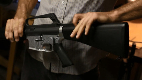 3D printer for creating untraceable AR-15 rifles hits market | Criminal Justice in America | Scoop.it