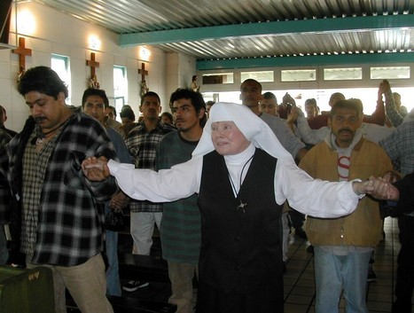 Mother Antonia, 86, brought comfort to inmates of a notorious Mexican prison | The Joy of Mexico | Scoop.it