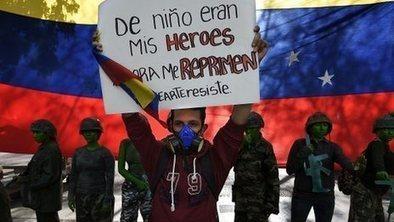 Venezuela admits 'protest excesses'   Creiit   Scoop.it