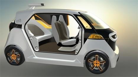 Link & Go, la voiture autonome made in France | Ressources pour la Technologie au College | Scoop.it