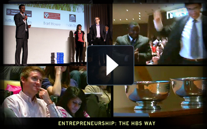 Entrepreneurship - Harvard Business School | Realms of Healthcare and Business | Scoop.it