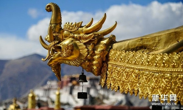 Renovation work at temple in Tibet near complete | | Archaeology News Network | Asie | Scoop.it