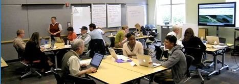 Active learning increases student performance in science, engineering, and mathematics ~ U.S. National Academy of Sciences ~ Scott Freeman, et. al. | Education Museums and the Digital world | Scoop.it