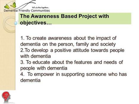 Creating Dementia Friendly Communities: some thoughts | Dementia | Scoop.it