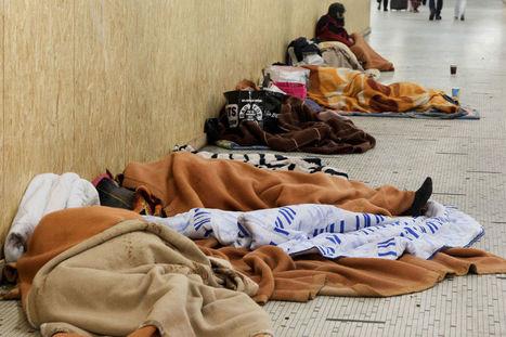 Maggie De Block uit bezorgdheid over winteropvang daklozen | Vluchtelingen en Asielzoekers in België | Scoop.it