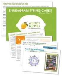 Typing Cards - Wendy Appel | Wendy Appel | Enneagram elise breinholt | Scoop.it
