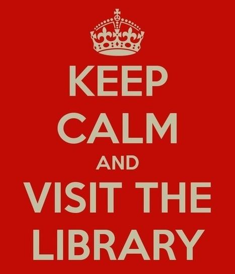 ¿A que es perfecto tener un community manager en la biblioteca?   JuliánMarquina...   +Información   Scoop.it