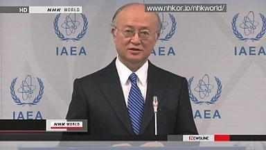 [Eng] L'AIEA et le Japon travailleront ensemble à l'endiguement de la crise nucléaire | NHK WORLD English (+vidéo) | Japon : séisme, tsunami & conséquences | Scoop.it