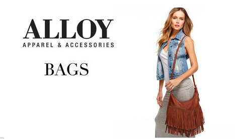 Looking Out For Designer Bags? Use Alloy Coupon Code 40% Off And Buy Them Online! | Fashion Offers by Earlene | Scoop.it
