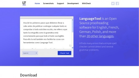 Language Tool. Correcteur Open source en ligne | Teaching with technology | Scoop.it