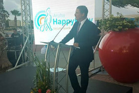 Aruba Happy Flow project launched at Aruba Airport | Wearable Devices | Scoop.it