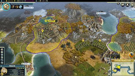 Jouer à la géographie numérique : CivilizationEDU, une version de Civilization pour l'éducation-Éduscol HG | Usages numériques et Histoire Géographie | Scoop.it