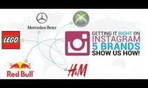 5 Things These Great Brands Do Differently On Instagram | Marketing digital, réseaux sociaux, mobile et stratégie online | Scoop.it
