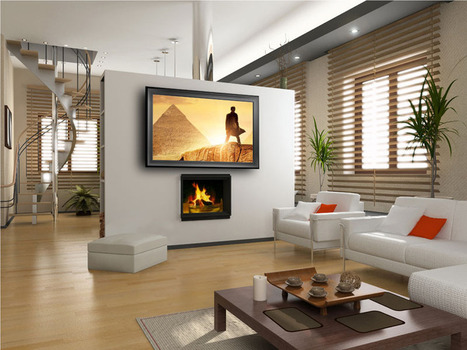 Hidden Mirror television, TV mirror – Shorehomesolutions | Shore Home Solutions | Maryland home theater installers, IP camerassion | Scoop.it