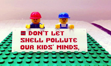 Greenpeace Urges LEGO To End Shell Partnership And Save The Arctic | Sustain Our Earth | Scoop.it