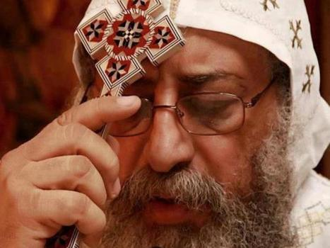 Pope Tawadros II ordained at St. Mark's Cathedral | Égypt-actus | Scoop.it