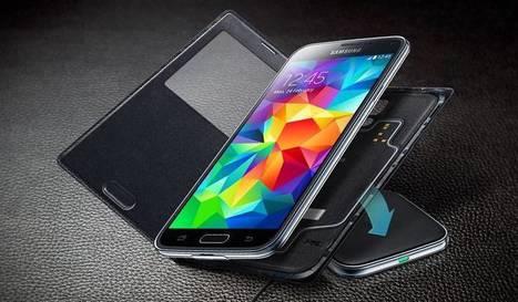 Galaxy S6 : une puce d'authentification pour les accessoires | la NFC, ça vous gagne | Scoop.it