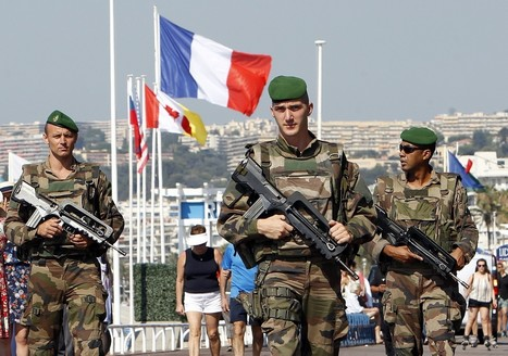 France says 3 soldiers killed during anti-terror mission in Libya | Saif al Islam | Scoop.it