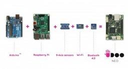 IoT board looks like Arduino, feels like Raspberry Pi | Raspberry Pi | Scoop.it