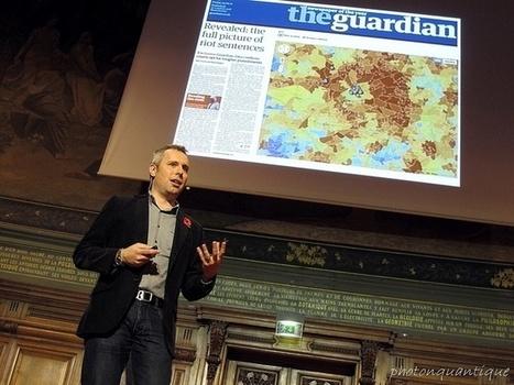Pioneering Data Journalism: Simon Rogers on Storytelling with Numbers | iCharts | journalism based in data | Scoop.it
