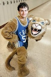 From mouse to cougar: Student makes mark in Craig mascot suit -- GazetteXtra | School Mascots News | Scoop.it