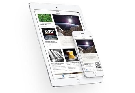 Apple s'apprêterait à proposer un système d'abonnement dans son application News | Applications Iphone, Ipad, Android et avec un zeste de news | Scoop.it