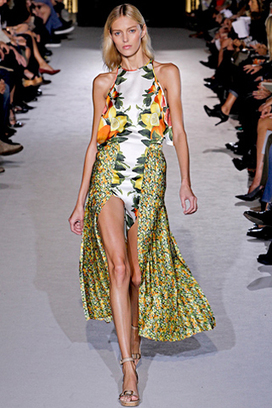 Go Bananas: Carmen Miranda's Style on the Spring Runways | geography of food | Scoop.it