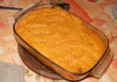 Légumes et gratins : Parmentier à la patate douce. | petite courgerie | Scoop.it
