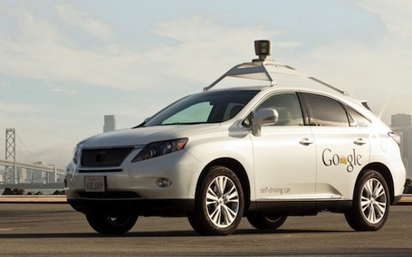 Google's Driverless Car Is Now Safer Than the Average Driver | All Technology Buzz | Scoop.it