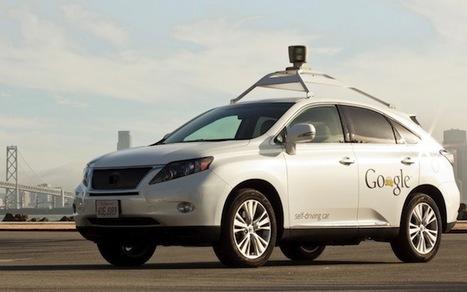 "Driverless Cars: Now Street-Legal in California | L'impresa ""mobile"" | Scoop.it"