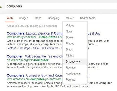 Google elimina alcuni dei principali filtri di ricerca | SEO & Web marketing | Scoop.it
